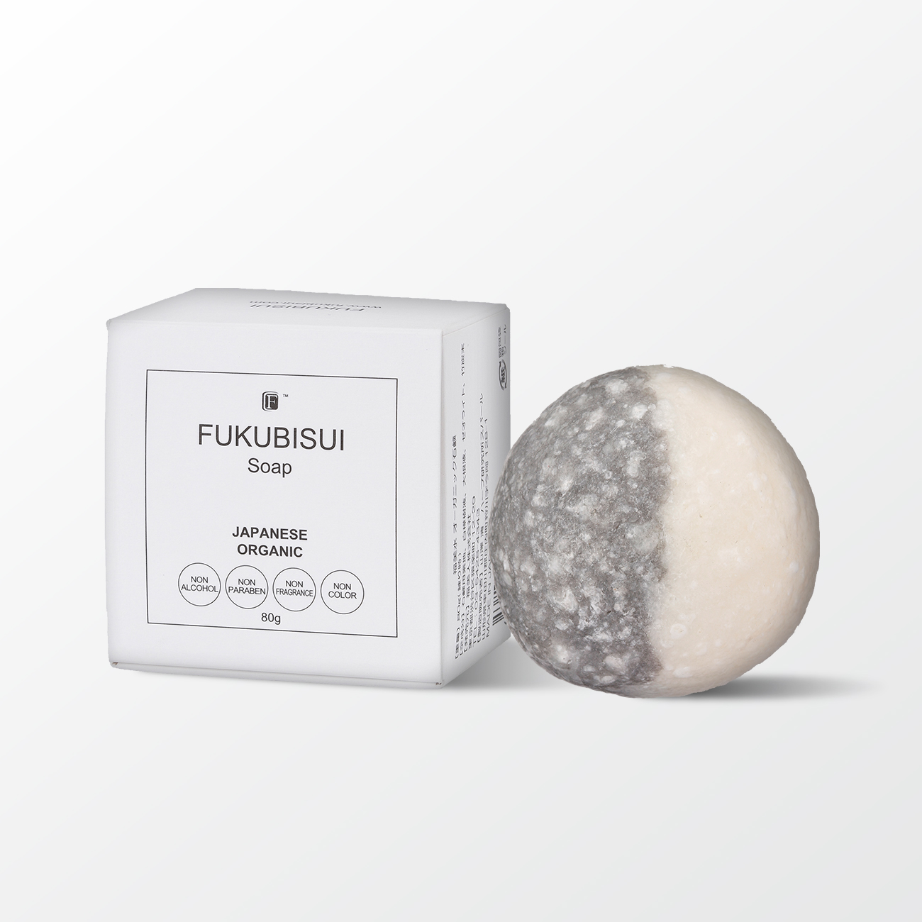 福美水オーガニック石鹸