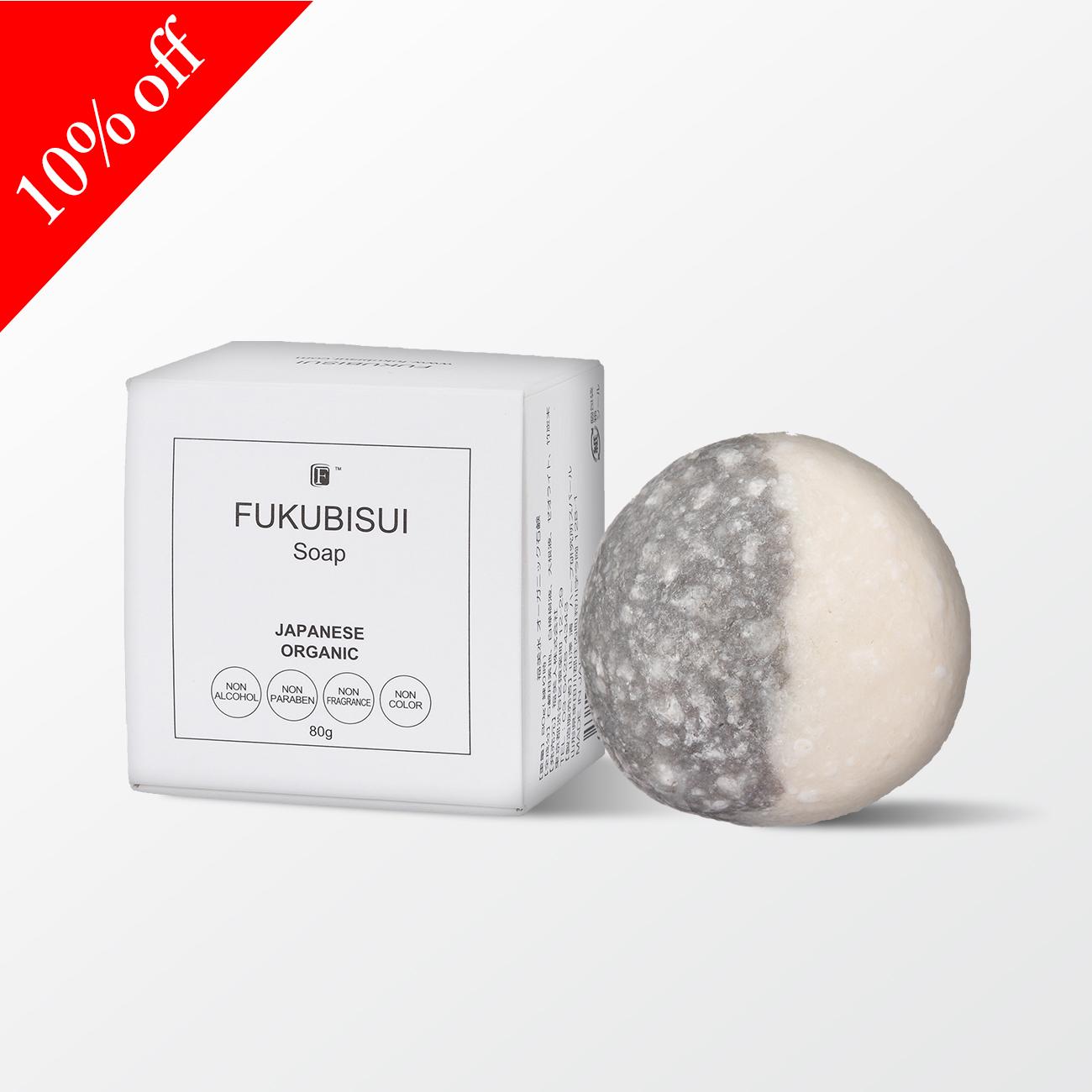 【定期購入】福美水オーガニック石鹸 10%オフ